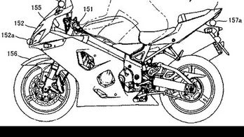Target acquired: Suzuki's radar reflector idea could make motorcycles safer