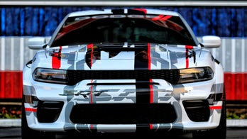 The Dodge Charger Hellcat Widebody is a fast road hog
