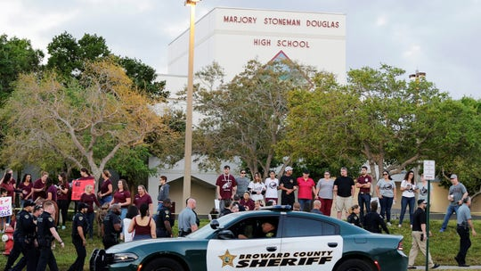Second student who survived Florida school shooting dies in apparent suicide, police say