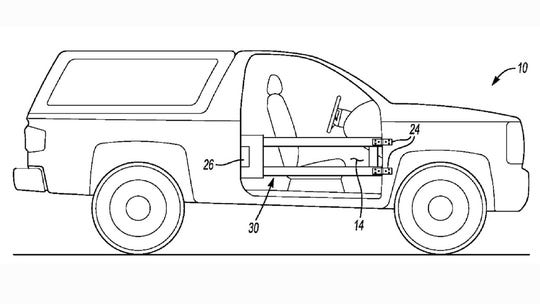 The new Ford Bronco may have unique two-in-one doors