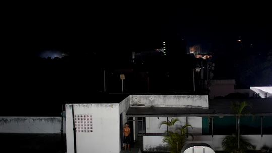 New power outage leaves much of Venezuela in the dark