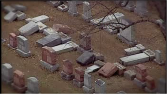 Missouri man who toppled more than 100 headstones at Jewish cemetery gets probation