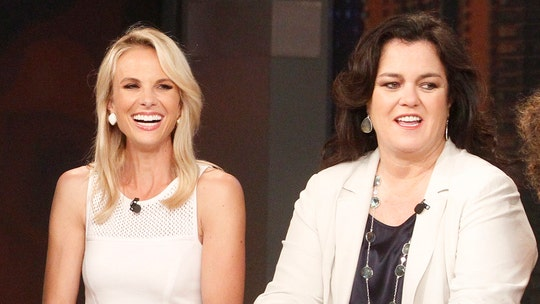 Elisabeth Hasselbeck responds to former 'The View' co-host Rosie O'Donnell's 'crush'