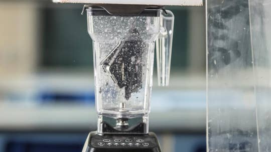 Video shows iPhone shredded to dust in a blender, all in the name of science