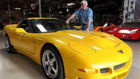 Jay Leno says he likes domestic cars because 'I'm American'