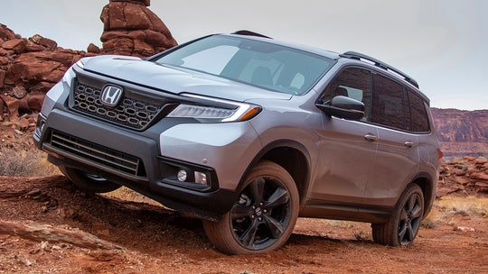2019 Honda Passport Test Drive: A little off the beaten path