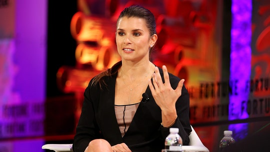 A bad steak made Danica Patrick sick and think French people weren't nice, but she's over it