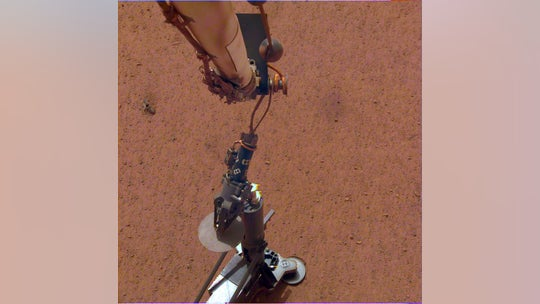 Life-boosting sign confirmed on Mars