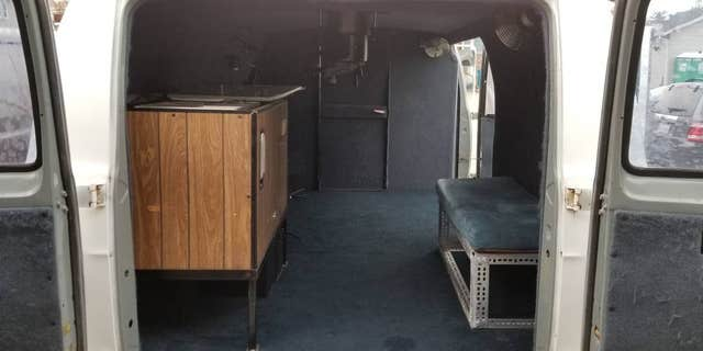 This 1978 Dodge surveillance van is the creepiest vehicle on