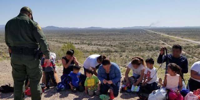 Image result for Border Patrol Apprehends Over 3,700 Illegal Immigrants On SouthwestBorder In One Day