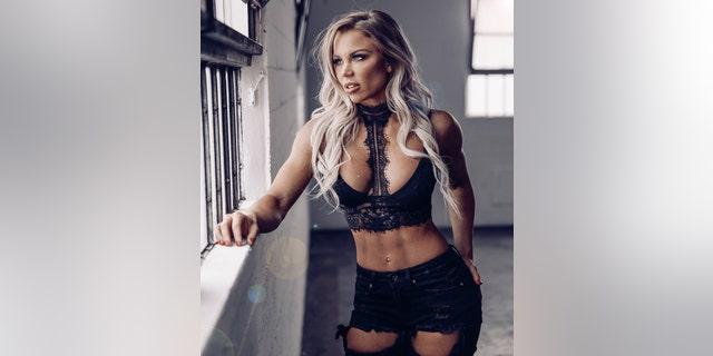 In a previous interview, Steve Drain said he wanted no contact with his daughter, fitness model and personal trainer Lauren Drain. — Courtesy of Lauren Drain