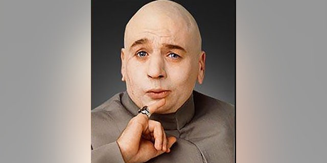 """""""They sound like Dr. Evil,"""" U.S. Rep. Alexandria Ocasio-Cortez says of those who criticize the potential cost of the Green New Deal, referring to the movie character played by Mike Myers."""