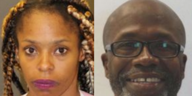 Keith Smith, right, and his daughter, Valeria Smith, were arrested in March near the U.S.-Mexico border in Harlingen, Texas, in connection with Jacquelyn Smith's death.