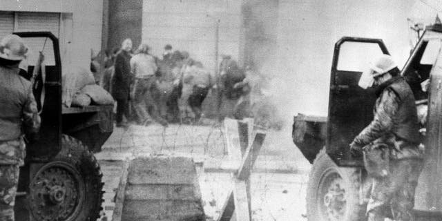 d964312dd1 British ex-soldier to be charged in Bloody Sunday killings of ...