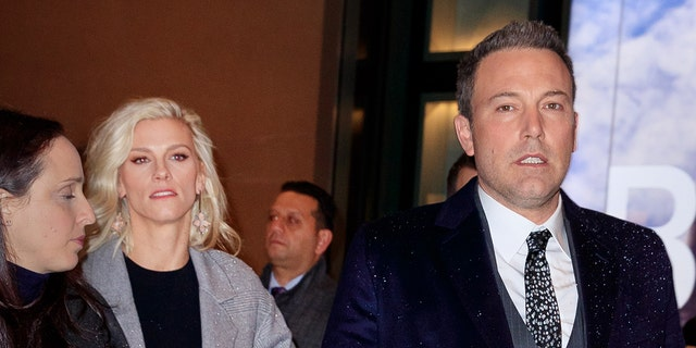 Ben Affleck and Lindsay Shookus dated on-and-off.
