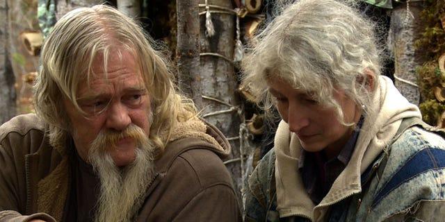 "Billy and Noah Brown of ""Alaskan Bush People"""