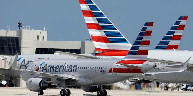 The flight, carrying 271 passengers, landed safely at John F. Kennedy International Airport shortly before 7 p.m.