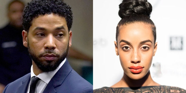 "AzMarie Livingston sent a message of support to her ""Empire"" co-star Jussie Smollett on Tuesday."