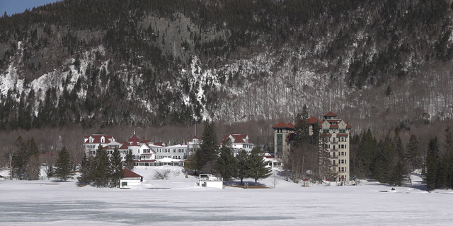 The Balsams Resort in Dixville Notch has sat vacant since 2011. (ROB DIRIENZO / Fox News)