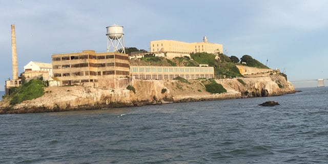 Although famous for its former high-security prison, Alcatraz Island was previously the site of a 19th-century military installation. (Chris Ciaccia/Fox News)