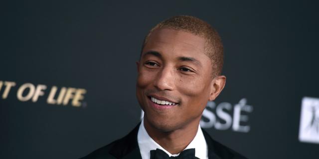 Pharrell Williams. (Photo by Jordan Strauss/Invision/AP, File)