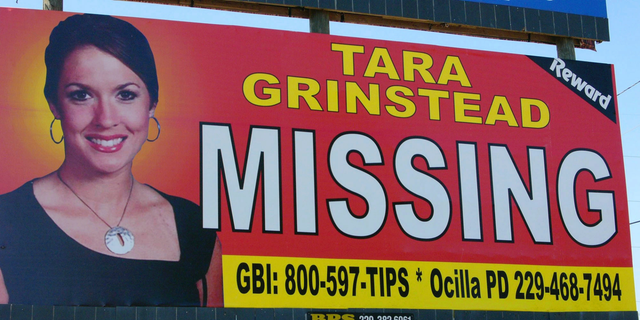 FILE - Tara Grinstead was last seen alive in October 2005. (AP Photo/Elliott Minor, File)