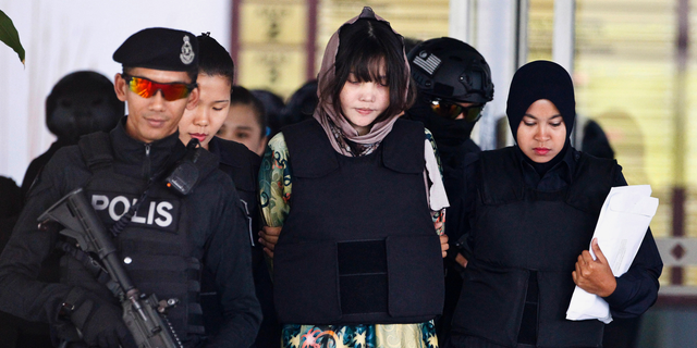 Vietnam is urging Malaysia to releaseDoan Thi Huong, the second woman accused of killing the estranged half brother of North Korea's leader.