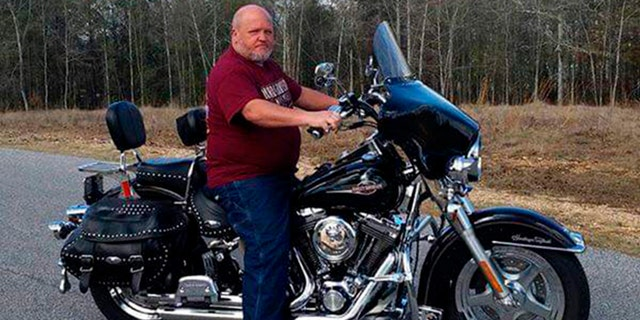 This undated photo provided Monday, March 4, 2019, shows David Wayne Dean, who died when a tornado struck his home in Beauregard, Ala., Sunday, March 3.