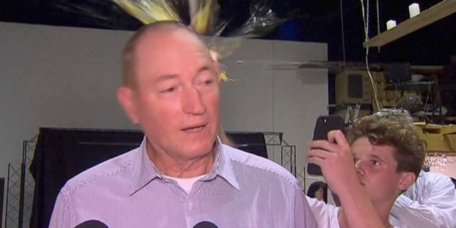 Australian senator who blamed Muslims for Christchurch terror attack egged