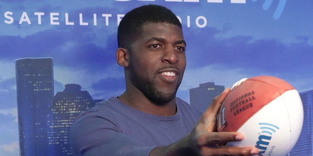 Former NFL player Emmanuel Acho is now a sports analyst and host.
