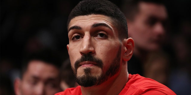 A Turkish TV station will not air the Western Conference Finals because of Enes Kanter.  Turkish TV station refuses to air Western Conference Finals over Trail Blazers' Enes Kanter Enes Kanter Getty