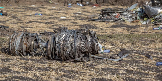 A spokesman says Ethiopian Airlines has grounded all its Boeing 737 Max 8 aircraft as a safety precaution, following the crash of one of its planes in which 157 people were killed.
