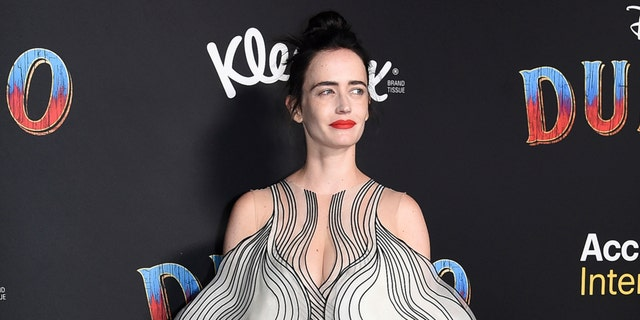 "Eva Green attends the LA premiere of ""Dumbo"" where she discussed the idea of the next James Bond being played by a woman."