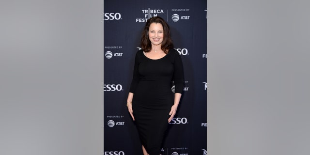 Fran Drescher stops by the 2019 Tribeca Film Festival Los Angeles Reception at Nespresso Boutique & Cafe on March 20, 2019, in Beverly Hills, Calif.