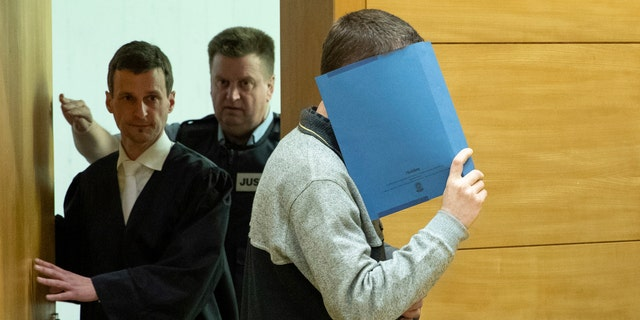A judge in Germany has found the man named only as Klaus O guilty of poisoning his co-workers' sandwiches with mercury, lead acetate and other chemicals over several years and sentenced him to life in prison.