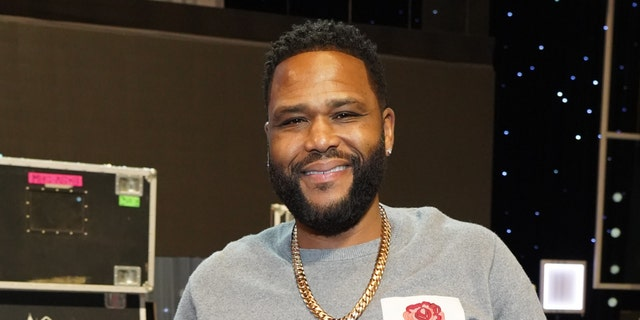 Anthony Anderson attends the 50th NAACP Image Awards Preview Day at Dolby Theatre where he talked about nominee Jussie Smollett.