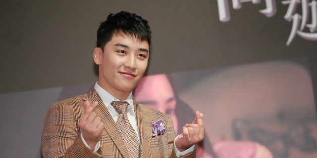Singer Seungri of South Korean boy band Big Bang has been accused of'sexual bribery at a night club he controls