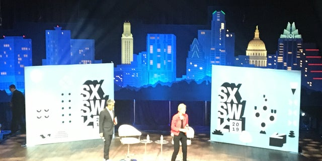 SXSW: Democratic presidential candidates take on big tech during conference