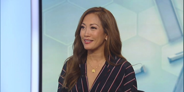 Carrie Ann Inaba sits down with Fox News' Dr. Manny Alvarez to talk about her personal story with iron deficiency anemia.