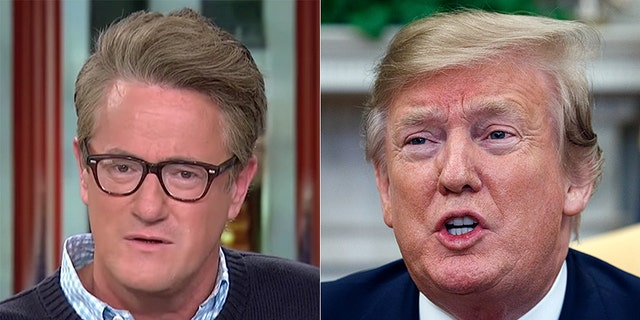 Westlake Legal Group Joe-Scarborough-Donald-Trump-MSNBC-AP 'Morning Joe' calls on business leaders to stop funding Trump: 'You are funding this white supremacist campaign' fox-news/media fox news fnc/media fnc Brian Flood article 208f1e87-7627-57c1-874d-c95cd58c030d