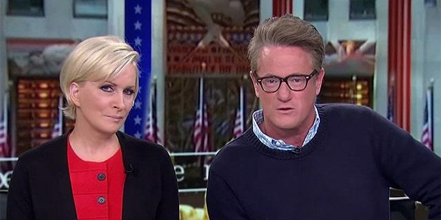 MSNBC host Joe Scarborough says Trump is 'antithesis' of