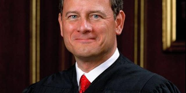 Chief Justice John Roberts聽joined the Supreme Court's four liberals in turning away a request from the South Bay United Pentecostal Church in Chula Vista, Calif., in the San Diego area.
