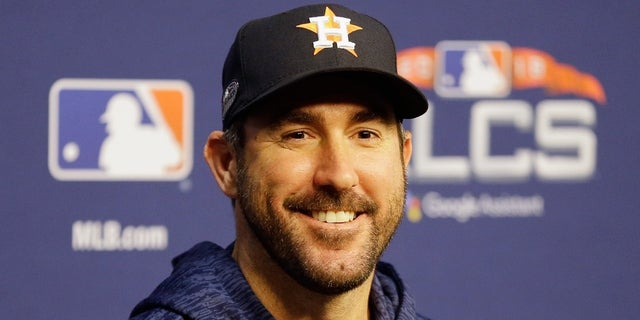 Justin Verlander had a career-high 90 strikeouts in 2018.