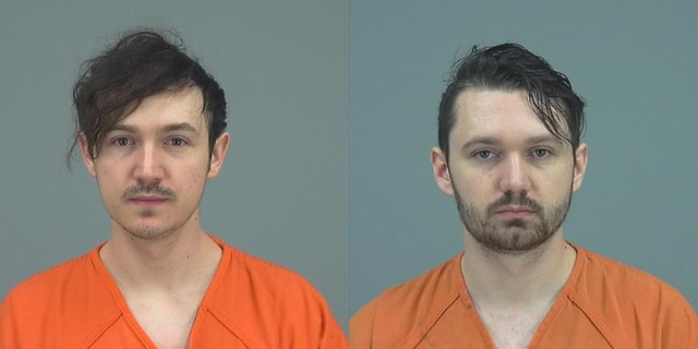 Hackney's two son, Logan and Ryan Hackney, were also arrested for failing to report the abuse of a minor.