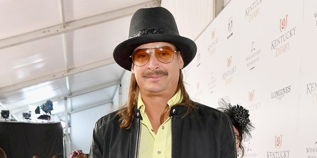 Kid Rock attends Kentucky Derby 144 on May 5, 2018 in Louisville, Kentucky