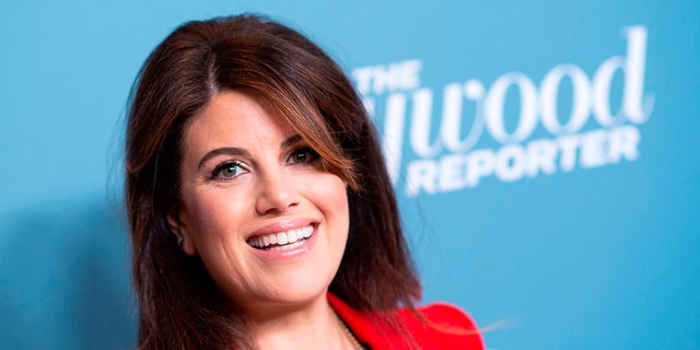 Monica Lewinsky attends The Hollywood Reporter's Power 100 Women In Entertainment at Milk Studios, in Los Angeles, Calif., on Dec. 5, 2018. (Photo by VALERIE MACON / AFP)
