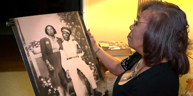 Josephine McCall's father was murdered in Alabama in 1947.