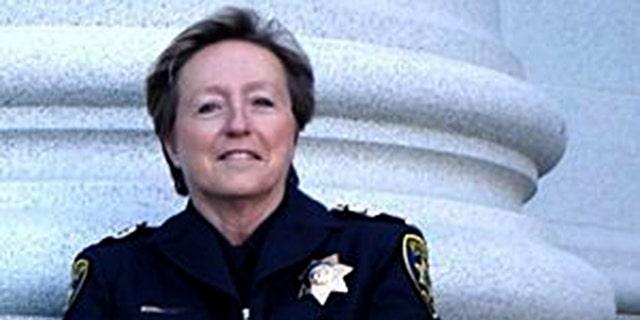 UC-Berkeley Police Chief Margo Bennett
