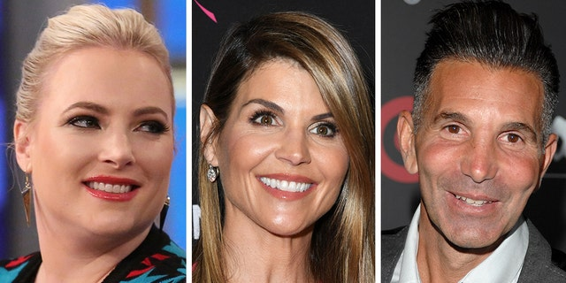 Meghan McCainslammed Lori Loughlin's husband,Mossimo Giannulli, after his arrest in an alleged college admissions scam.