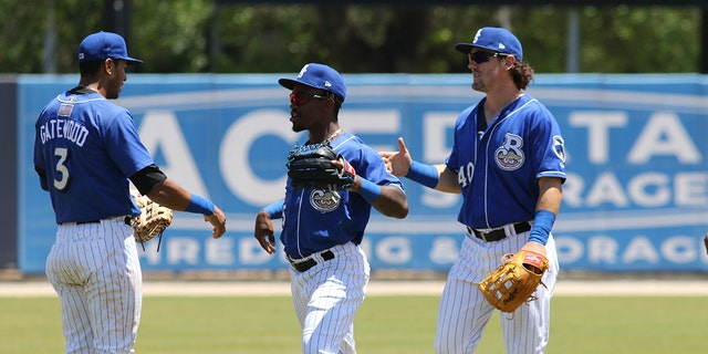 The Shuckers take the field April 4.